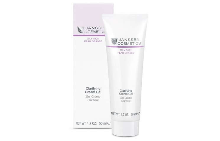Oily - Clarifying Cream Gel 50ml